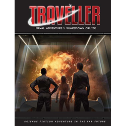 Traveller 4th ed: Shakedown Cruise (Naval Adventure 1)