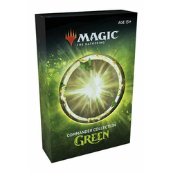Magic The Gathering: Commander Collection: Green