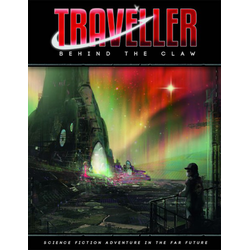 Traveller 4th ed: Behind the Claw