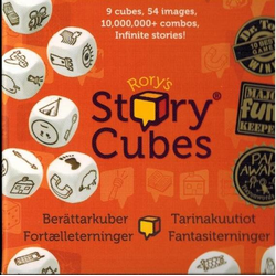 Rory's Story Cubes: Classic (sv. regler)