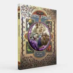 Ars Magica 5th ed: Hermetic Projects