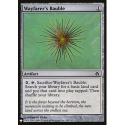 Magic löskort: The List: Wayfarer's Bauble