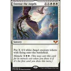 Magic löskort: Angels: Entreat the Angels