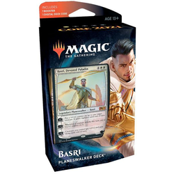 Magic The Gathering: Core 2021 Planeswalker Deck - Basri (white)