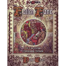 Ars Magica 5th ed: The Fallen Fane