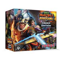 Orcs Must Die! The Board Game: Order Edition