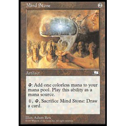 Magic löskort: Weatherlight: Mind Stone