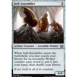Magic löskort: Kaladesh: Self-Assembler