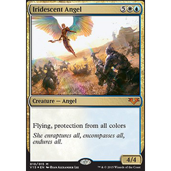 Magic löskort: Angels: Iridescent Angel