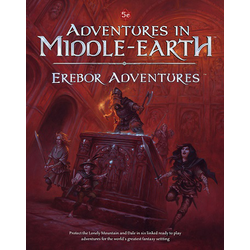 The One Ring / D&D: Adventures in Middle-Earth - Erebor Adventures