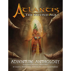 Atlantis: Adventure Anthology
