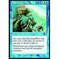 Magic löskort: Invasion: Breaking Wave