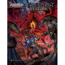 Freeport: Bestiary (Pathfinder RPG)