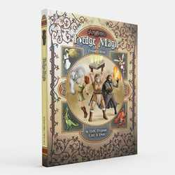 Ars Magica 5th ed: Hedge Magic