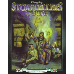 Changeling: The Dreaming: Storytellers Guide