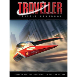 Traveller 4th ed: Vehicle Handbook