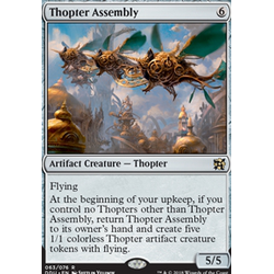 Magic löskort: Duel Decks: Elves vs Inventors: Thopter Assembly