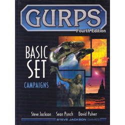 GURPS 4th ed: Basic Set Campaigns