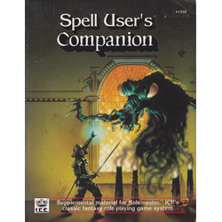 Rolemaster: Spell User's Companion (1991)
