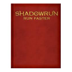Shadowrun: Run Faster (limited edition hardback)