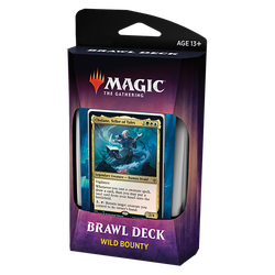 Magic The Gathering: Throne of Eldraine Brawl Deck - Wild Bounty