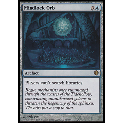 Magic löskort: Shards of Alara: Mindlock Orb
