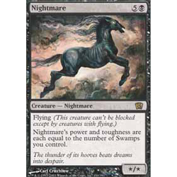 Magic löskort: 8th Edition: Nightmare