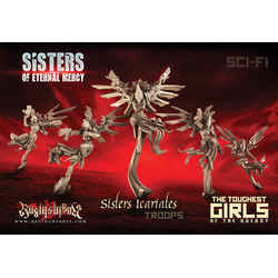 Sisters of Eternal Mercy: Icariates - Troops