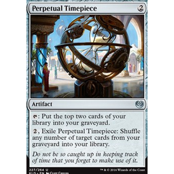 Magic löskort: Kaladesh: Perpetual Timepiece