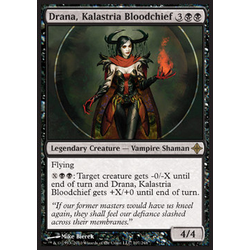 Magic löskort: Rise of the Eldrazi: Drana, Kalastria Bloodchief