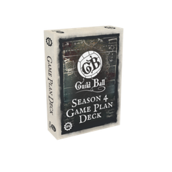 Guild Ball: Season 4 Game Plan Deck