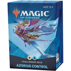 Magic The Gathering: Challenger Deck 2021 Azorius Control