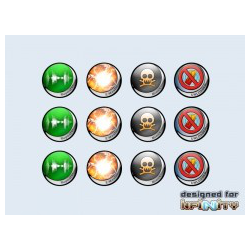 Infinity Tokens Deployables, 1 (12)