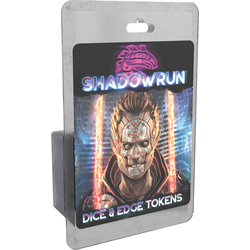 Shadowrun: Dice & Edge Tokens
