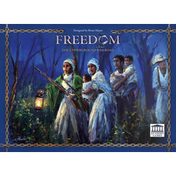 Freedom: The Underground Railroad (2018 reprint)