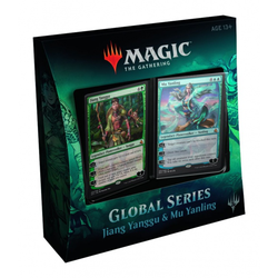 Magic The Gathering: Global Series Jiang Yanggu and Mu Yanling