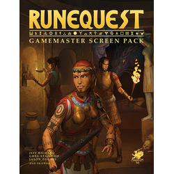 RuneQuest: Gamemaster Screen